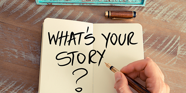 Writing your Story - AcuPerfect Websites