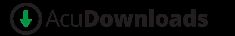 AcuDownloads Logo