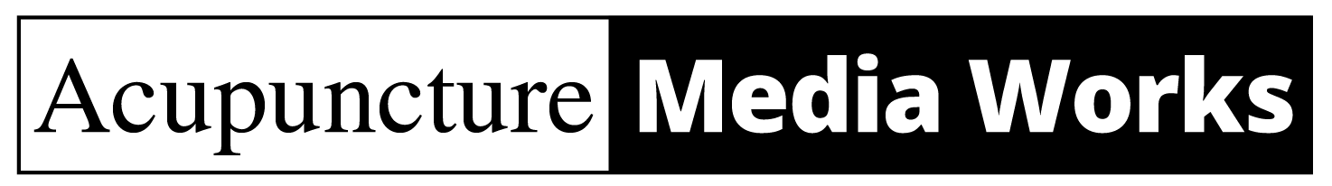 Acupuncture Media Works Logo