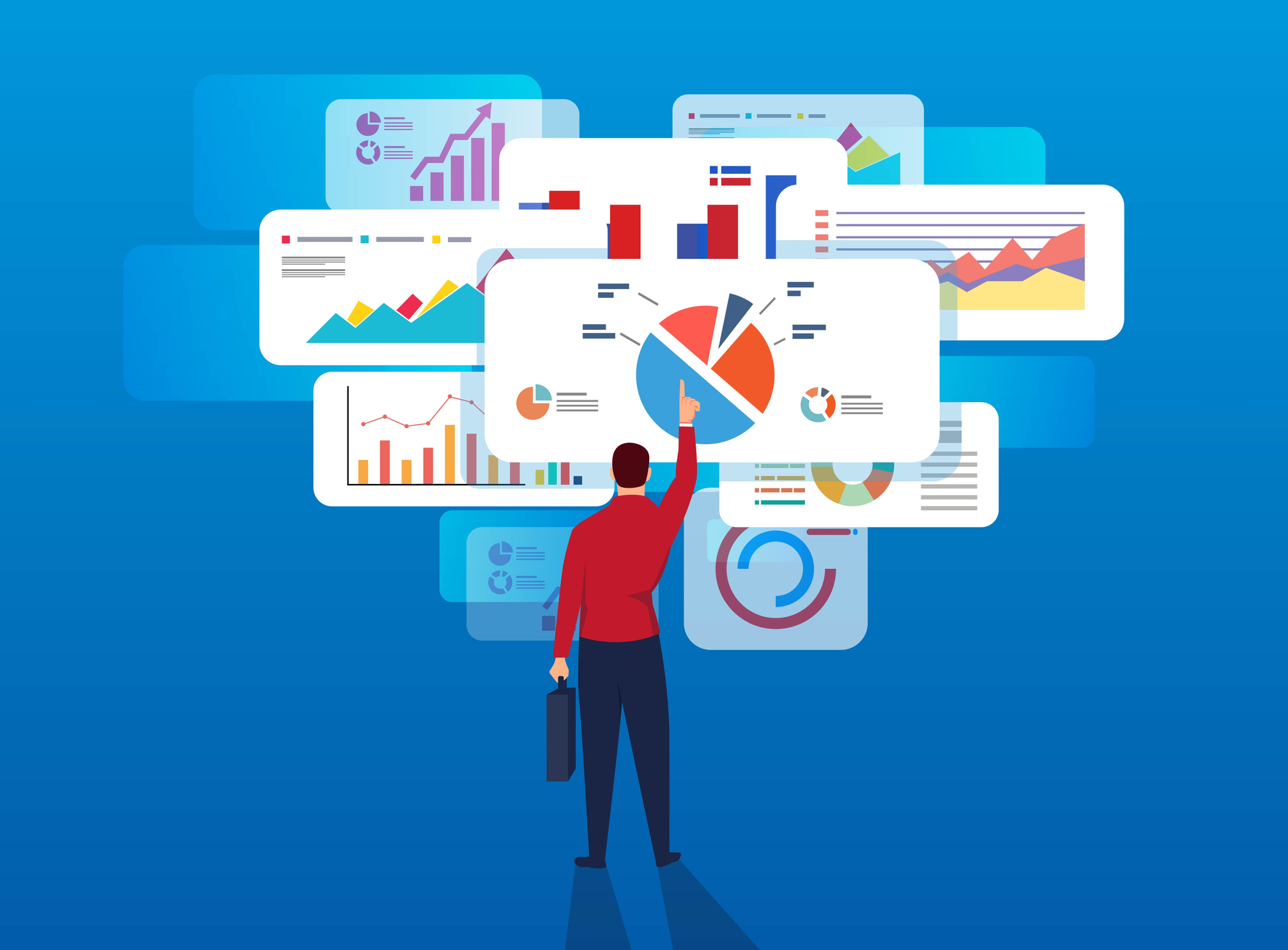 Landing Pages Generate Data   AcuPerfect Websites
