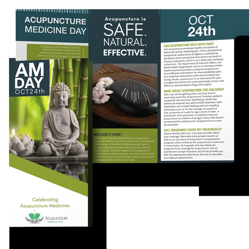 AM DAY Kit | Brochure