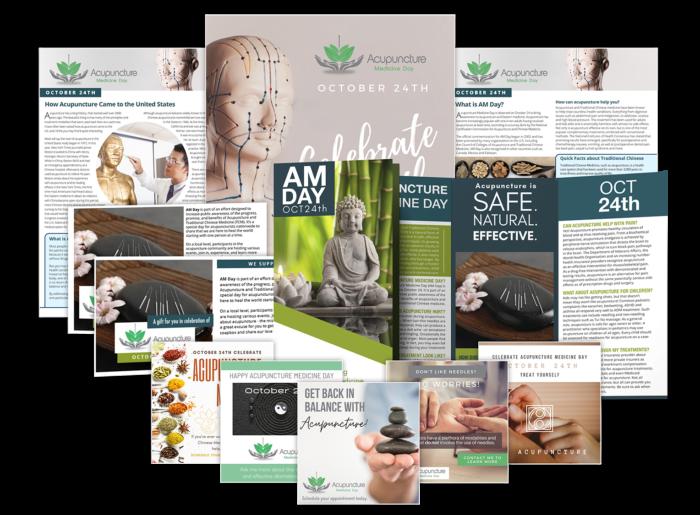 AM Day Marketing Kit | Product Shot