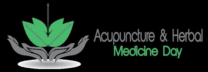 Acupuncture & Herbal Medicine Day   Logo